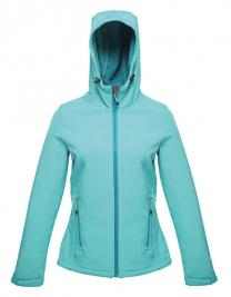 Women`s Arley II Hooded Softshell