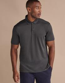 Men´s Slim Fit Stretch Polo Shirt + Wicking Finish