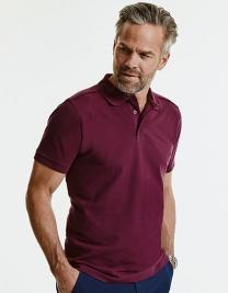 Men`s Tailored Stretch Polo